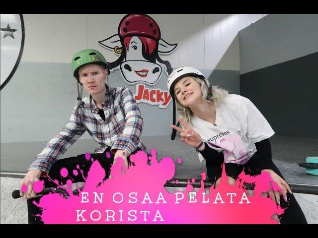 yö SuperParkissa ft. Deata