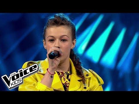 "Zuzia Jabłońska – ""Sami"" – Finał – The Voice Kids Poland"