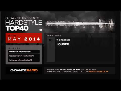 May 2014 | Q-dance presents Hardstyle Top 40
