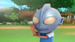 Upin Ipin dan Ultraman Ribut Full Ep 1,2,3 MP3