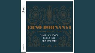 Piano Quintet No. 1 in C Minor, Op. 1: III. Adagio, quasi andante