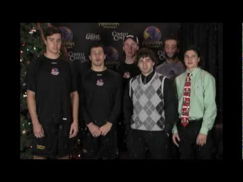Happy Holidays from the Youngstown Phantoms (Pt. 1)