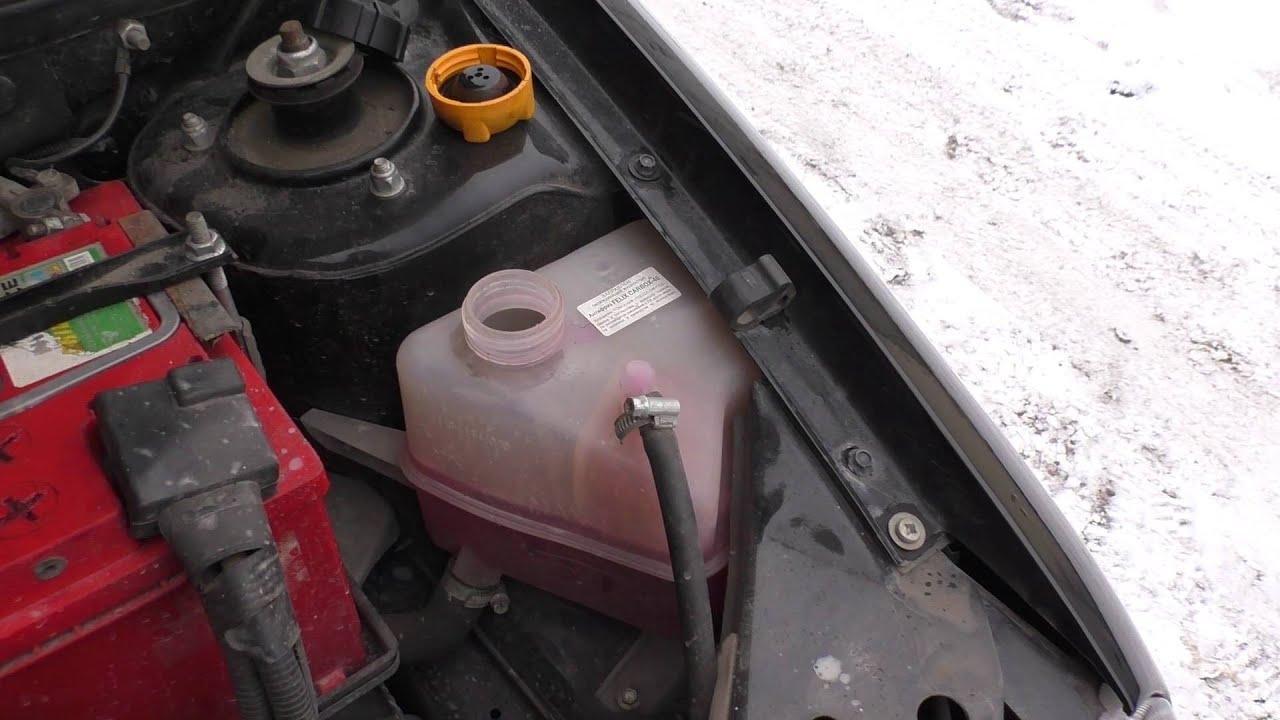 Вторая машина с проблемой не греет печка воздух в