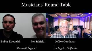 Jewish Music Restoration Project - Interview of Bobby Rootveld & Ben Salfield with Jeffrey Goodman