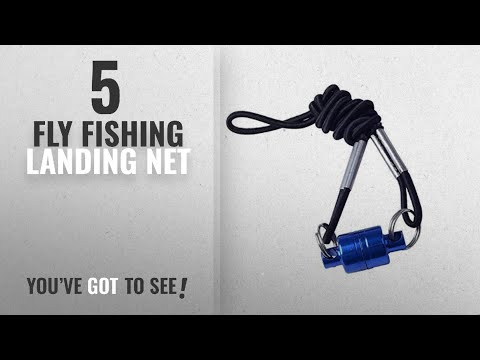Top 10 Fly Fishing Landing Net [2018]: Isafish Magnetic Net Release For Fly Fishing Trout Bass
