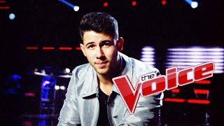 The Voice Season 18 - Behind The Scenes with Nick Jonas