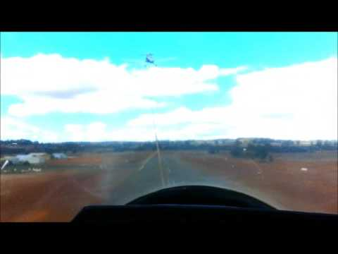 Copy of FIRST TIME FLYING FULL SIZE GLIDERS ... narrogin W.A.