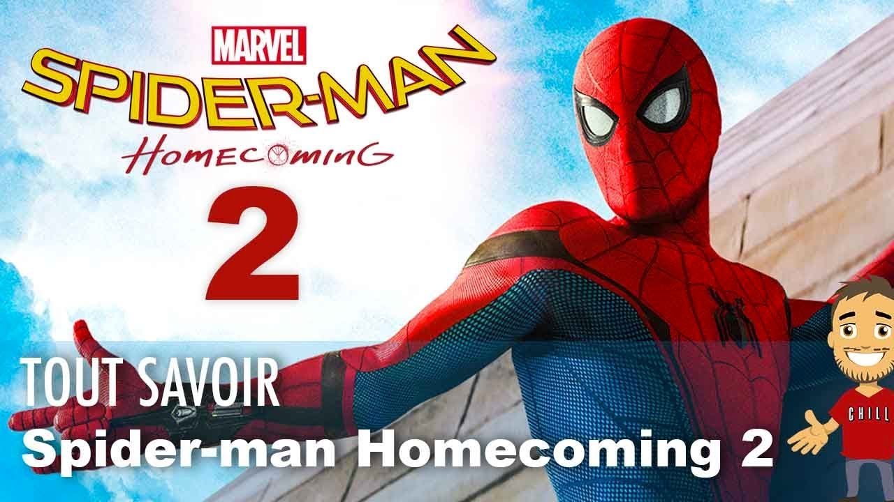 Spiderman Homecoming Free 123movies: Spider-Man Homecoming 2 : TOUT Ce Que L'on Sait Du Film