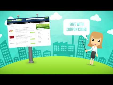 Shop Retail Deals: Coupons, Promo Codes, Shopping Deals