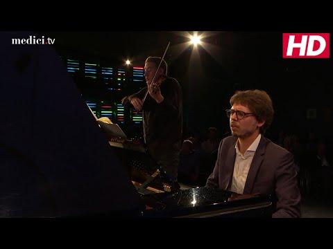 Kristóf Baráti and Lucas Debargue - Brahms: Scherzo in C Minor for violin & piano