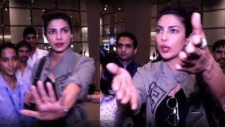 Priyanka Chopra Got Very ANGRY when asked about Boyfriend Nick Jonas