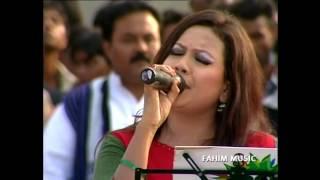 Bhandh bhenge daou | Krishna Tithi | Channel i shera kontho 2009