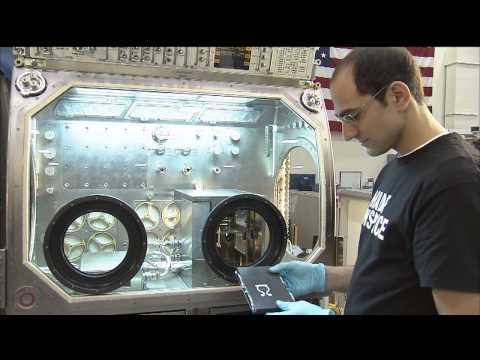 Space Station Live: 3-D Printing on the Station