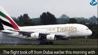 Emirates operates special A380 flight to Islamabad