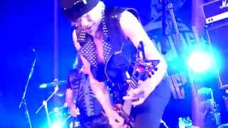 Michael Schenker - Another Piece Of Meat - Pyraser Classic Rock Night 2014