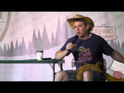 Mark Edge - Raising Pigs: The Path to Bacon Independence - PorcFest X
