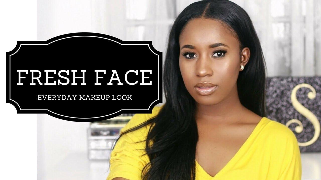 Fresh Face Makeup 2017