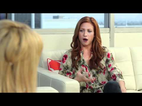 Brittany Snow Interview Love is Louder