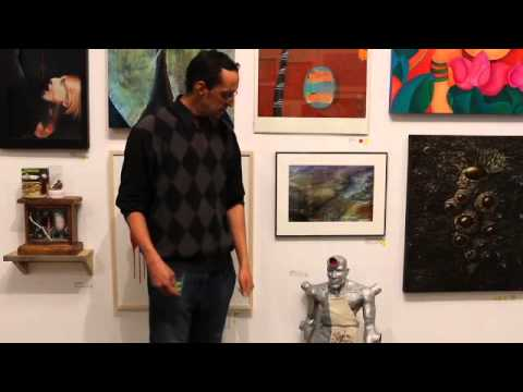 24th Annual Members Exhibition - The Days the Artists Spoke