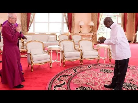 Museveni: I Forgive My Enemies Unconditionally As The Bible Says...