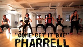 Come Get It Bae by Pharrell Choreography by Derek Mitchell at Broadway Dance Center