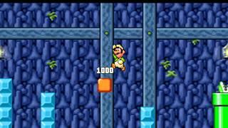 Super Mario Flash Walkthrough Part 1 - The Start