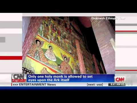 CNN - Finding the  Ark of the Covenant  in Ethiopia.flv