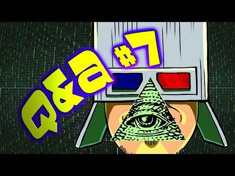 Chwytak - Q&A # 7 (Illuminati, mydło w gębie, zupka z wódki i Jan Błachowicz) [ ChwytakTV ]