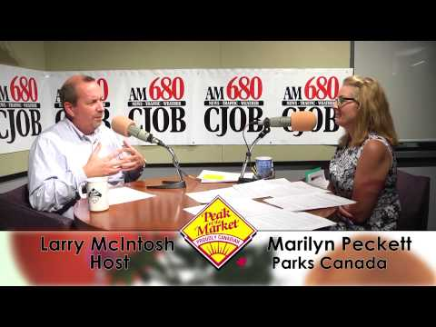 Food and Friends with Larry McIntosh & Marilyn Peckett, Parks Canada