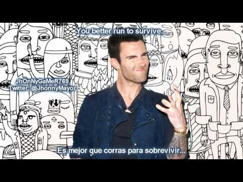 Lips on you maroon 5 letra traducida