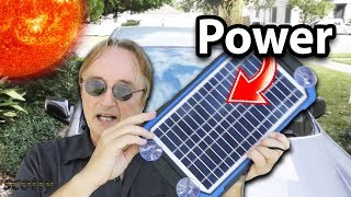 Here'S Something You Never Knew You Needed For Your Car - Solar Power | Scotty