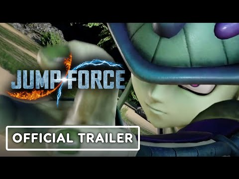 Jump Force - Official Meruem Gameplay  Trailer