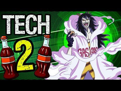 Technology In One Piece PART 2: Fuel, Trains & COLA
