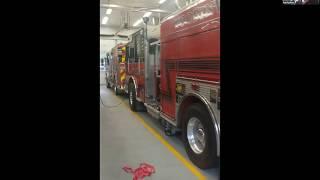 Paul Spencer  Fire Fleet Maintenance  Jun 16, 2020  Emergency Vehicle Technician Virtual Tour