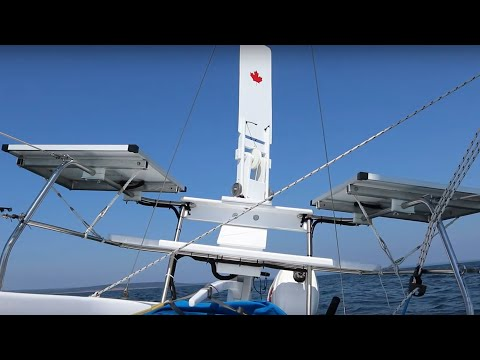 How To Make A Wind Vane Self Steering Gear: Part 2