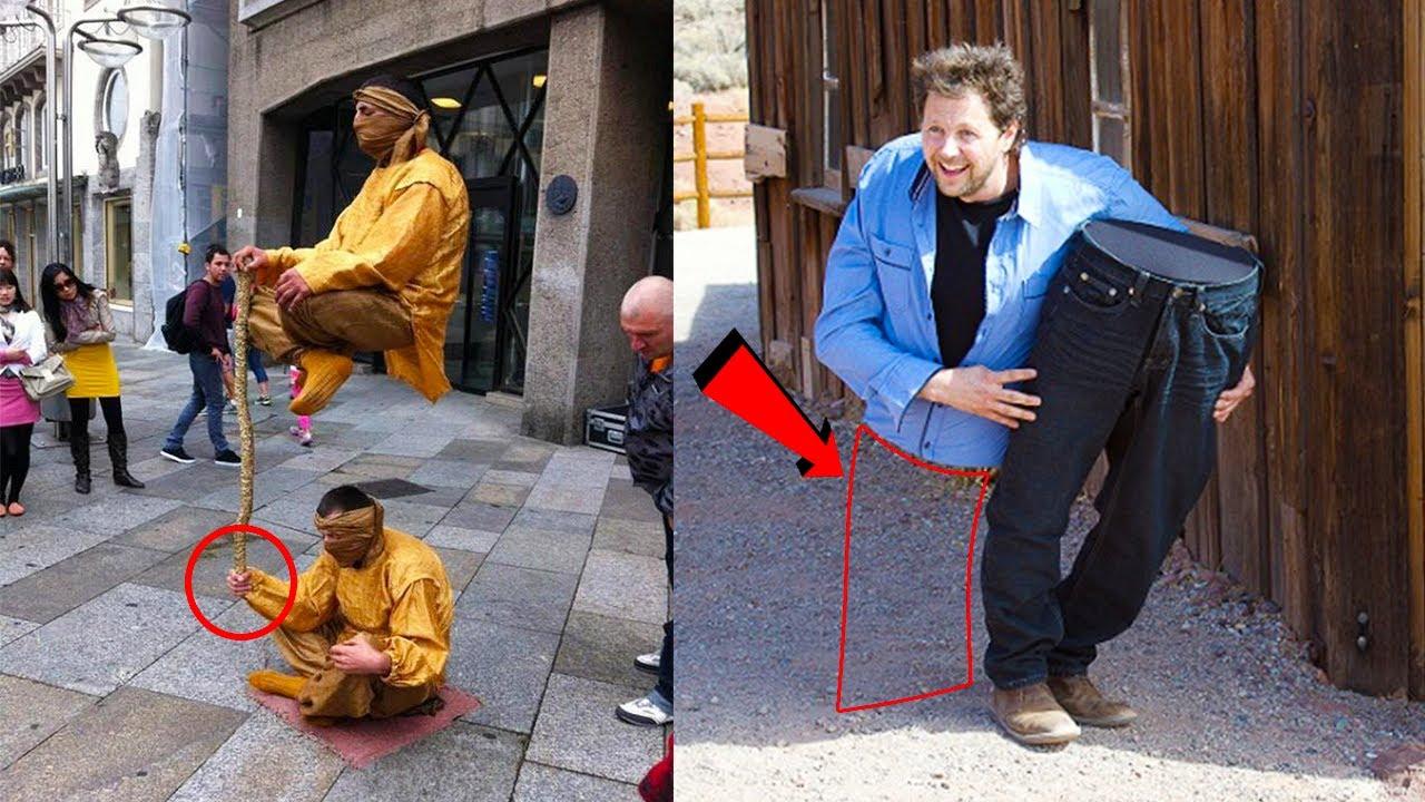World's Tricky Magic Tricks Revealed - YouTube