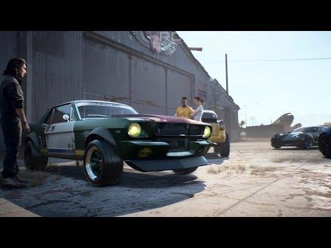 NFS Payback:Story Intro | Improved Handling | R34 Skyline, Regera, 240z & More