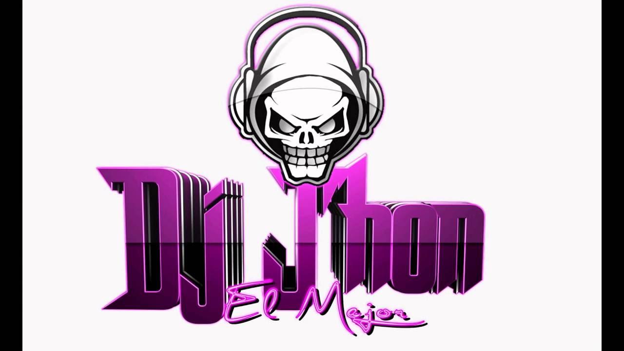 hacer logo para dj en photoshop editable youtube