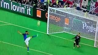 Italia - Germania, quarti di finale europei 2016