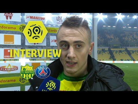 Interview de fin de match : FC Nantes - Paris Saint-Germain (0-1) / 2017-18