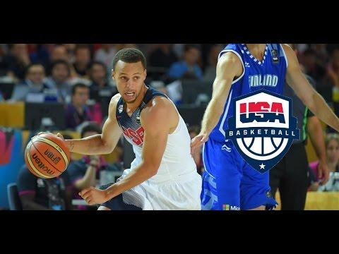 Team USA Full Highlights vs Finland 2014.8.30 - 31-2 Run, EVERY PLAY!