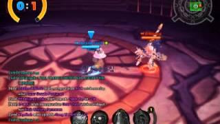 Lost Saga Indonesia [Demon] vs [Lancer]