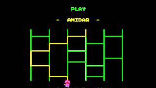 Amidar (Arcade SoundTrack) - 03 Odd Stage