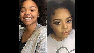 Soft Glam Makeup Transformation | Kreatrix Beaute
