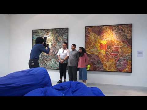 The 4th Bangkok Creative Exhibition - Opening Reception