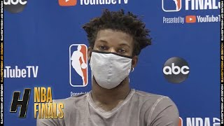 Jimmy Butler Postgame Interview - Game 6 | Heat vs Lakers | October 11, 2020 NBA Finals