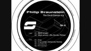 Philip Braunstein - Movin Around (Bio Booster Remix) (A2)