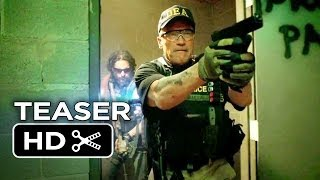sabotage official teaser trailer 1 2014 arnold schwarzenegger movie hd