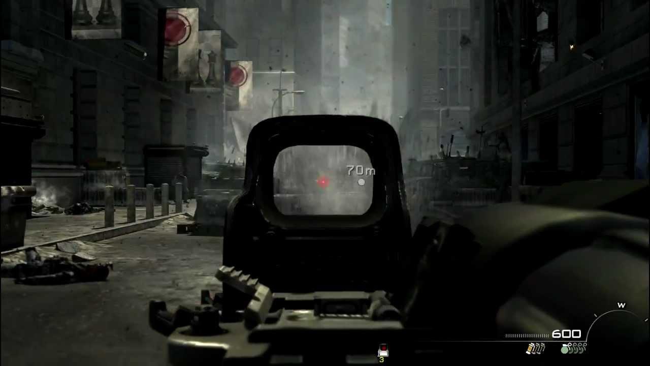 Notebook samsung games - Call Of Duty Modern Warfare 3 En Notebook Samsung Rf411 Nvidia Gt540m