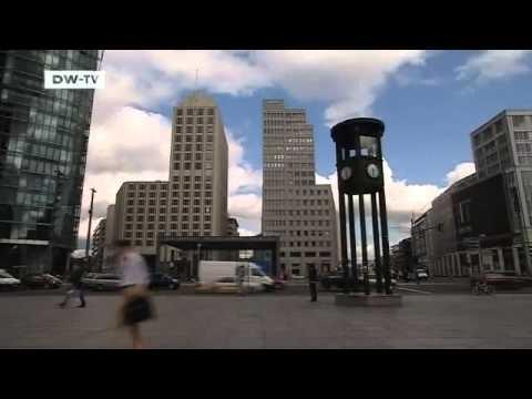 Famous European Squares 02 - Potsdamer Platz, Berlin   euromaxx